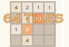 64 Tiles - Brain and Keyboard Training