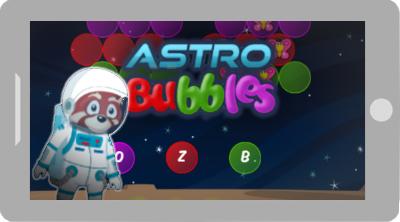 Astro Bubbles K-5