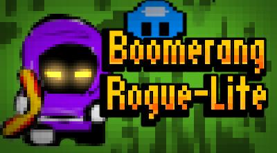 Boomerang Rogue-Lite