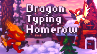 Dragon Typing Homerow