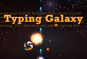 Typing Galaxy