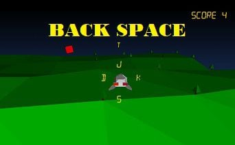 Space Adventure Typing Games Collection - Typing Games Zone