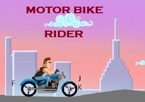 Motor Bike Rider