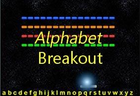 Alphabet Breakout
