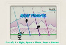 Bug Travel