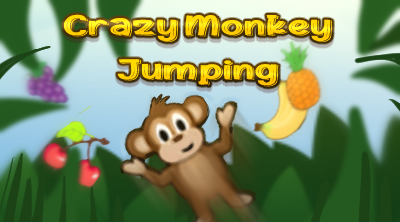 Crazy Monkey Jumping