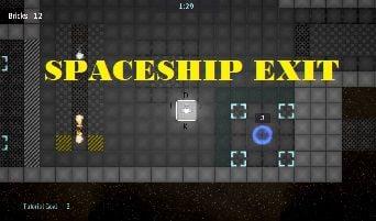 SpaceShip Exit
