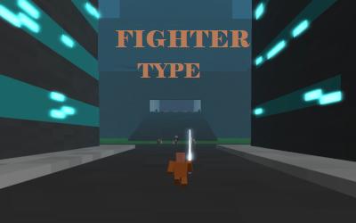 Fighting Type HomeRow