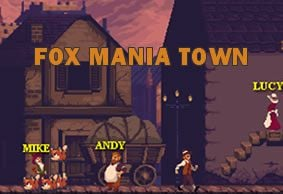 Fox Mania Town
