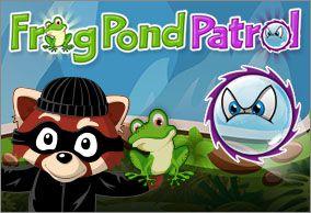 Frog Pond Patrol
