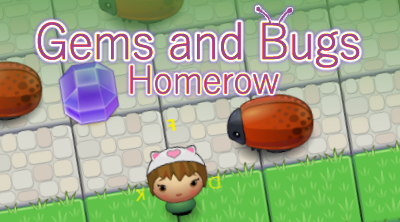 Gems and Bugs Homerow
