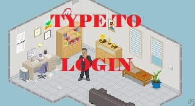 Type to Login (K-13 Age Restricted)