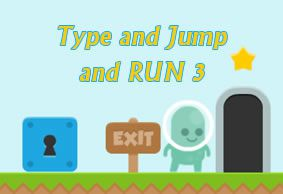 Type and Jump and Run 3