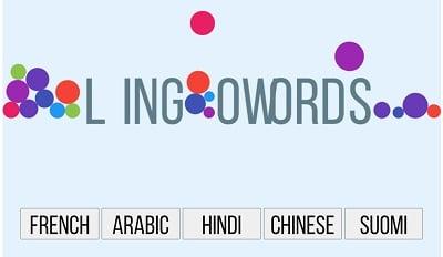 Lingo Words - Learn English