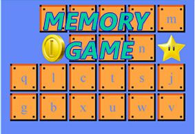 Key Memory Brain Games