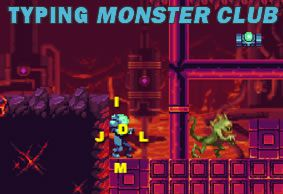 Typing Monster Club