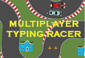 Type Race Multiplayer