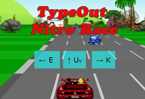 how to play nitro type