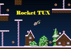 Rocket Tux