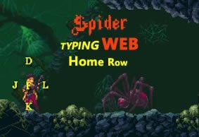 Spider's Typing Web