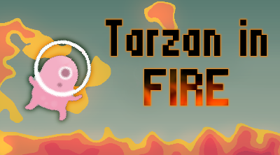 Tarzan in Fire