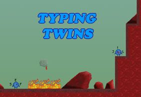 TypingTwins Adventure