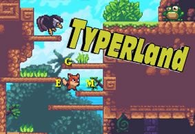 Type and Jump and Run - Game - TypingGames Zone