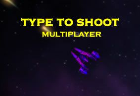 Type To Shoot Multiplayer