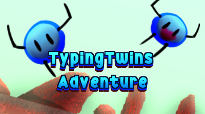 TypingTwins Adventure