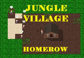 Jungle Village Homerow
