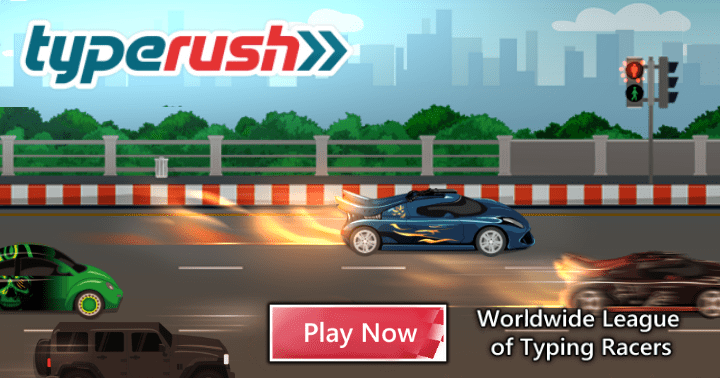 nitrogen type rush race game